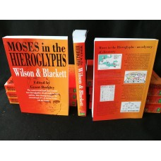 Wilson & Blackett - MOSES in the HIEROGLYPHS