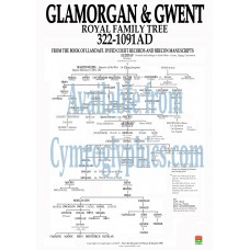 GLAMORGAN AND GWENT ROYAL FAMILY TREE